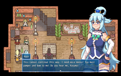 KonoSuba This lecherous world screenshot 0