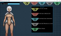 Mecha Girl : Donjon X Battle screenshot 2