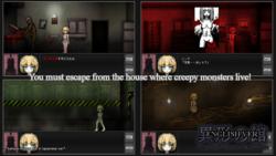 Anomalous House - House of Creepy Monsters screenshot 1