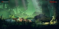 Cretaceous Seas - Ayla's Story screenshot 0
