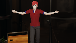 Protagonist screenshot 4