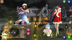 Strip Black Jack - Santa Babe screenshot 5