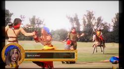 Battle for Luvia: Armored Romance screenshot 2