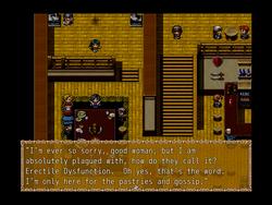 The Poor Whore: A Fantasy Medieval Whore Simulator screenshot 1
