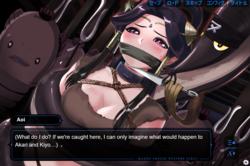 Magical Girl Western Girls Sound Novel Vol. 2 screenshot 17