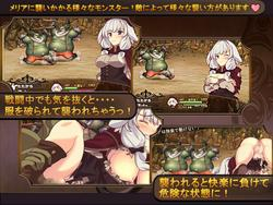 Melia and the Devil's Island screenshot 0