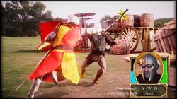 Battle for Luvia: Armored Romance screenshot 3
