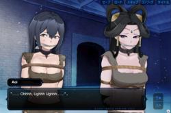 Magical Girl Western Girls Sound Novel Vol. 2 screenshot 21