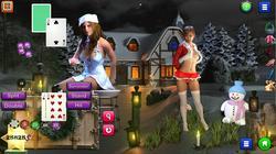 Strip Black Jack - Santa Babe screenshot 7