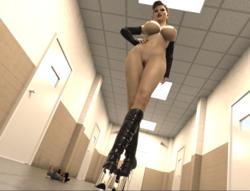 Giantess Spa - Investigation screenshot 0