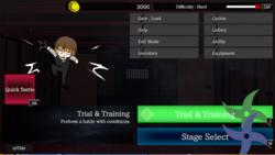 Oneshota Swordplay ACT: Hagokoro screenshot 4