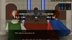 Kingmaker screenshot 2