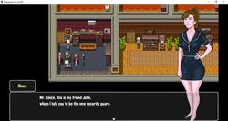 Bodyguard of Lust screenshot 2