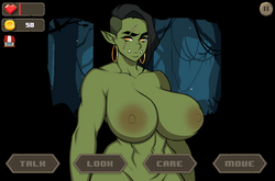 Orc Waifu screenshot 0