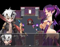Demon Lord Jill -REVIVAL- screenshot 15