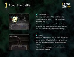 Forte Girl (English Version) screenshot 4