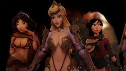 Princess Quest screenshot 1