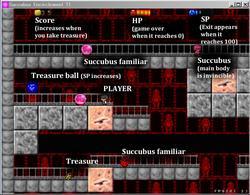 Erotic Action Heroes! screenshot 4