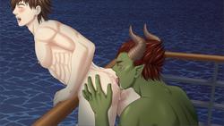Hardcore Cruising: A Sci-Fi Gay Sex Cruise! screenshot 5