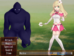 Magical Girl Noble Rose screenshot 6