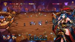 Love n' War: Warlord by Chance screenshot 2