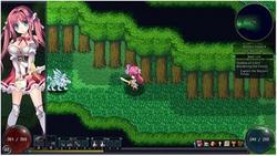 Magic & Slash -Riru's Sexy Grand Adventure screenshot 3