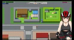 FlashCyclingRide.2 ~Free Ride Exhibition RPG~ screenshot 2