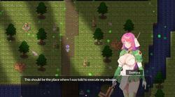The Agnietta ~Healer and the Cursed Dungeon~ screenshot 5