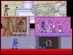 LAB2-UndeR GrounD screenshot 1