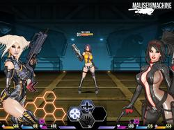 Malise And The Machine screenshot 0