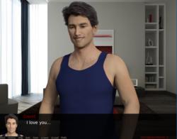 Elena's Life Ren'Py Unofficial Remake screenshot 1