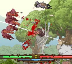 Forbidden Arms: Bloodlust screenshot 1