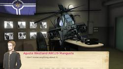 Attack Helicopter Dating Simulator screenshot 4