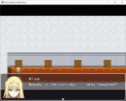 Alice's Bizarre Adventure-Tickling! screenshot 0