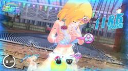 Senran Kagura Peach Beach Splash screenshot 2