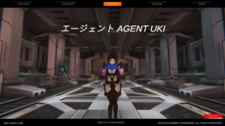 Agent Uki screenshot 0