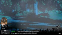 Oneshota Swordplay ACT: Hagokoro screenshot 0
