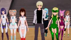 Harem Impact screenshot 2