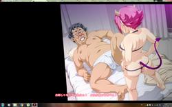 Aria Ananan Sakkyuobushichi Demon Girl (MAJENTA ROSE) screenshot 6