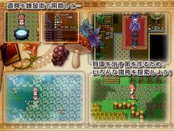 Mira and the Mysterious Alchemist screenshot 0