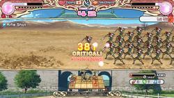 Eiyuu*Senki: The World Conquest screenshot 1