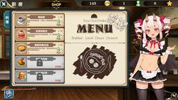 Be a maid in the Demon World - The Secret Cafe of Demon Angel Hero screenshot 5