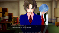 Welcome to Bell College - Charme et Sortilège screenshot 6