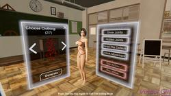 Virtual Girl: Classroom screenshot 7