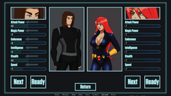 Project Winter Heroines screenshot 1