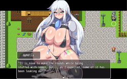 Rookie Knight Rathi - A Knight's Common Sense Changed Through Hypnosis screenshot 5