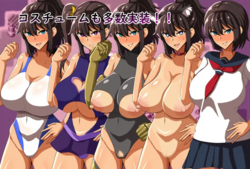 PE Teacher Natsuha Gets Violated By Her Students In Another World screenshot 2