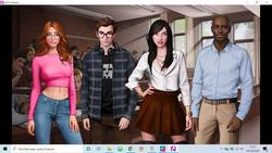 Lust campus screenshot 3