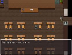 Escape from the Masochistic Male Bullying Classroom screenshot 2