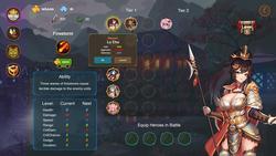 Love n' War: Warlord by Chance screenshot 4